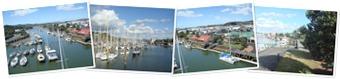 View Whangarei Town Basin Marina views